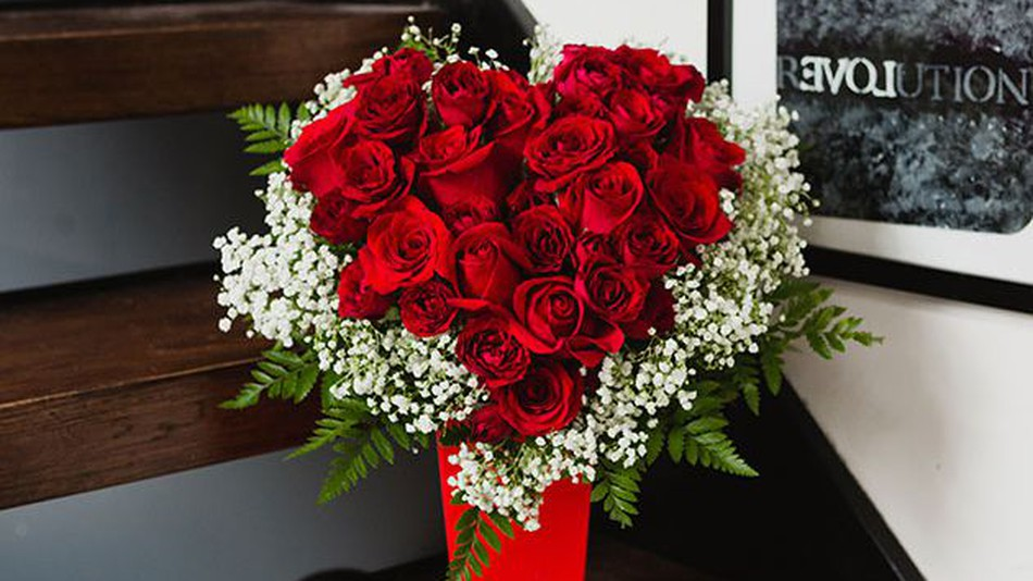 Its Not Too Late To Order Valentines Day Flowers At A Reasonable